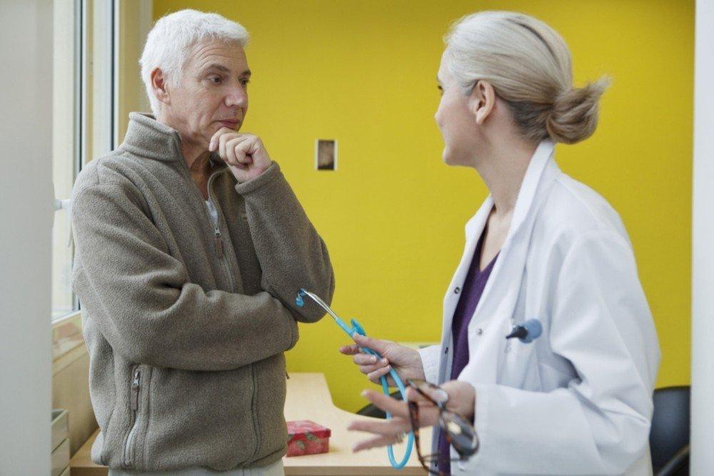 פתרון לבעיית גיל המעבר הגברי: ערמונית מוגדלת